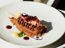 Level Up Your Lunch Date With This Limited-Edition Decadent Dessert