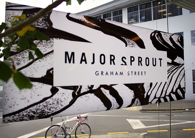 New Opening: Major Sprout, best cafe auckland, major sprout auckland, flight coffee auckland, cafe in auckland cbd