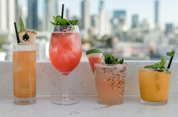 Look Up, The Valley Just Scored A Mexican-Inspired Rooftop Restaurant And Bar