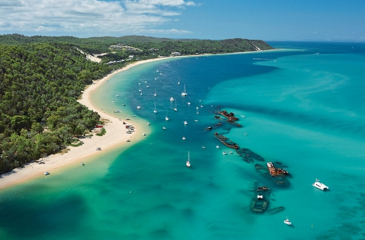 best-snorkelling-sunshine-coast