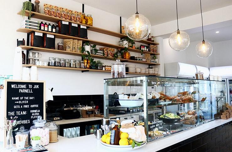 New Opening: Jess' Underground Kitchen Parnell