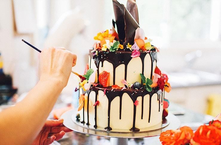 Wedding cakes in Sydney