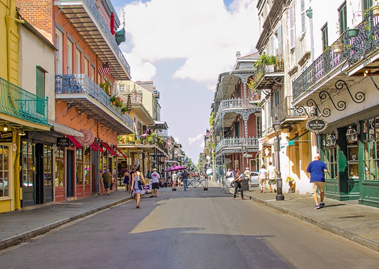 9 Ways To Tackle New Orleans Solo