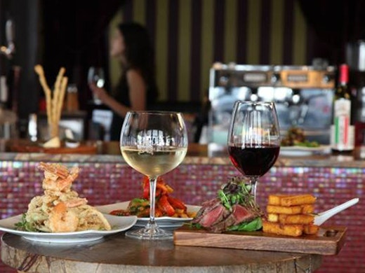 Non Solo Pizza has all the ambience of your traditional Italian restaurant and some of the best pizza in Auckland.
