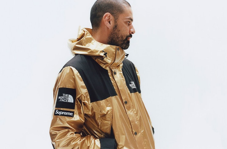 The North Face x Supreme | The Urban List