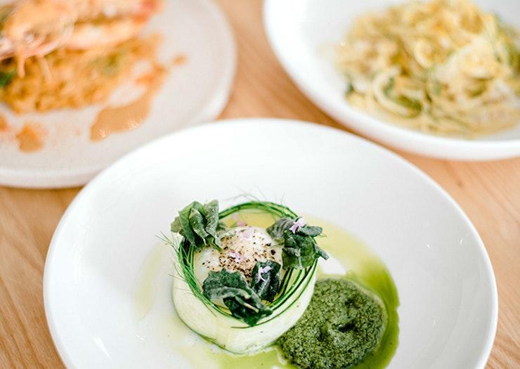 Orzo Italian restaurant Broadbeach