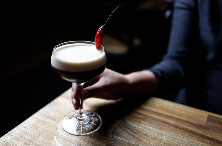 extreme melbourne espresso martinis