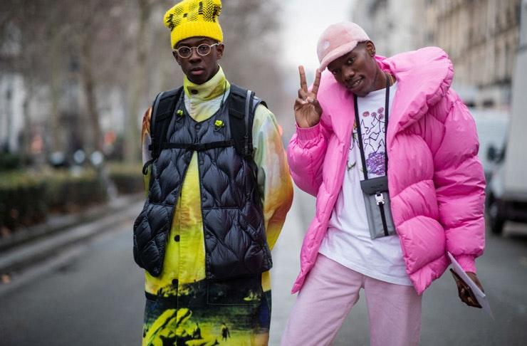 Paris Fashion Week Mens 2019 Street Style | Urban List