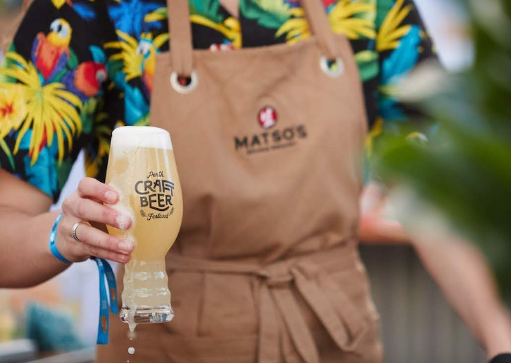 Work Up A Thirst For Perth's Biggest Craft Beer Festival