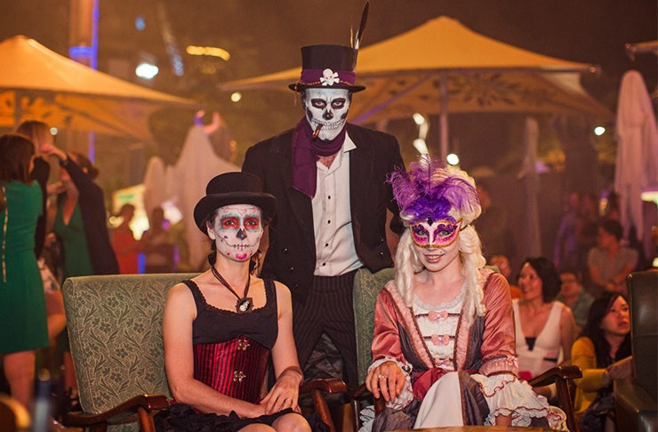 Perth Halloween Hit List Perth's Best Costume Shops Where to celebrate halloween in Perth