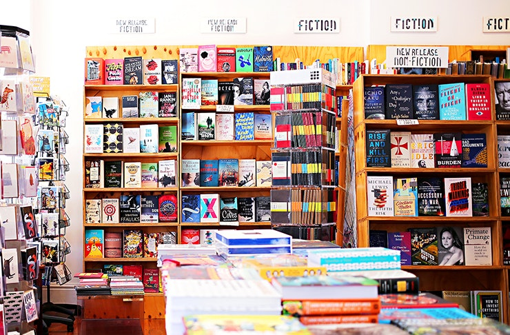 Perth's Best Bookstores