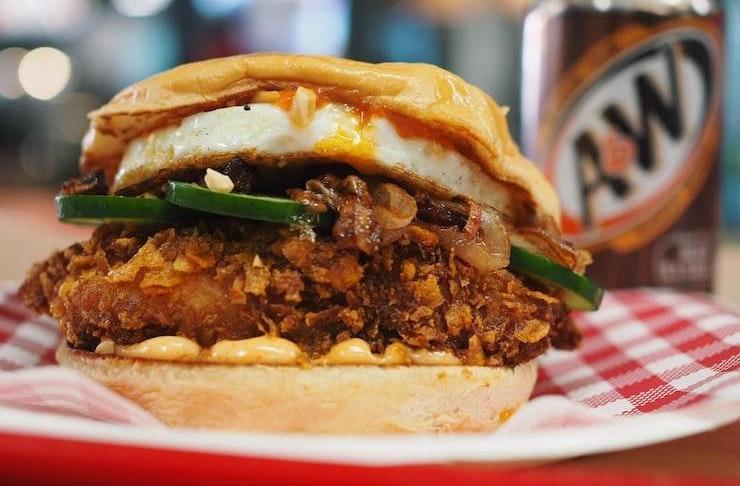 Off The Menu Burgers Perth Hoodburger