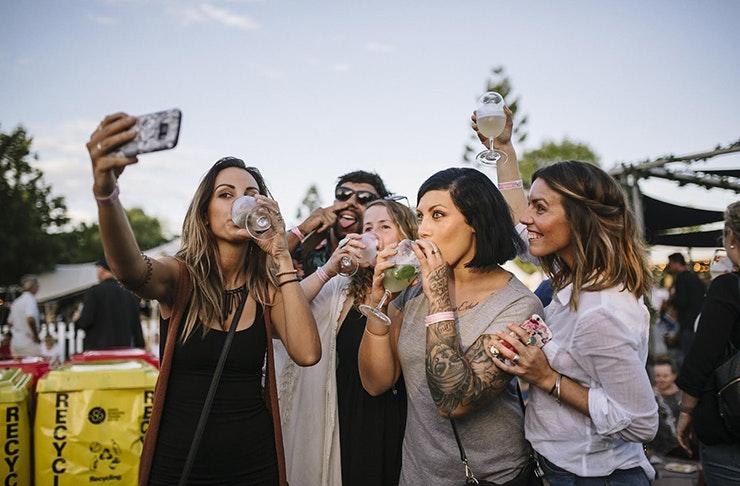 pimms-noosa-food-wine-festival