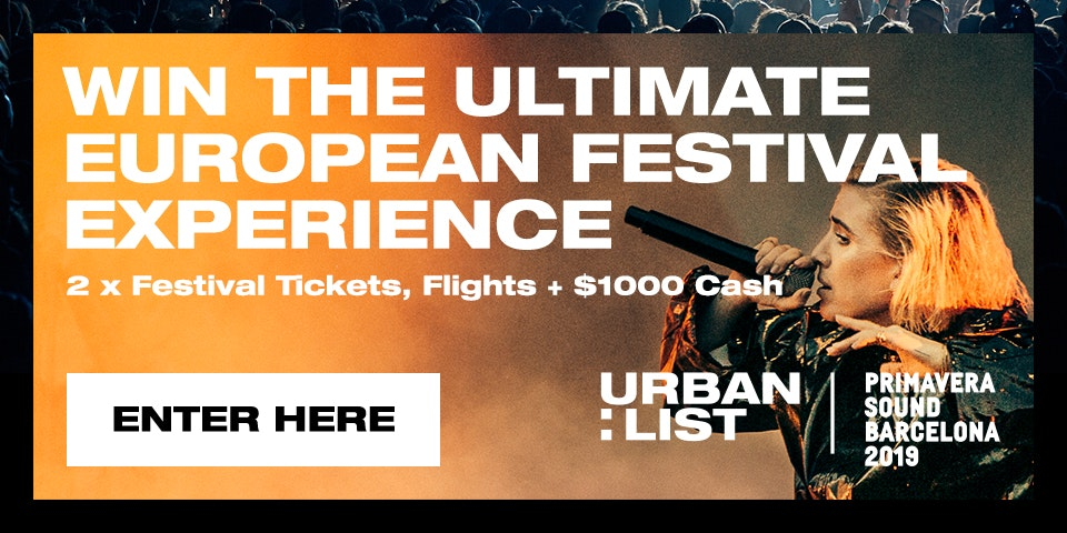Win The Ultimate European Festival Experience