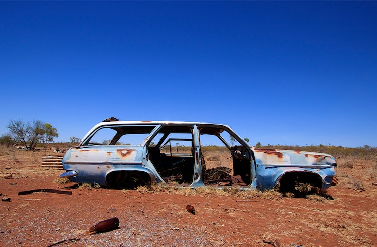 ghost town queensland