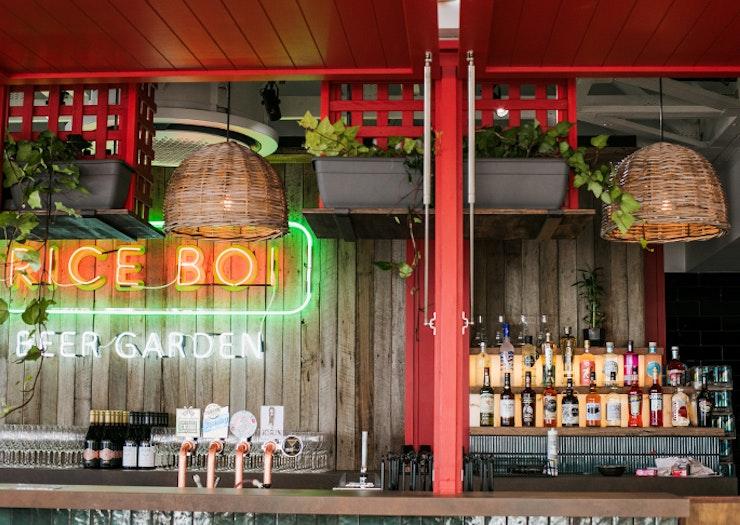 best bars on the sunshine coast