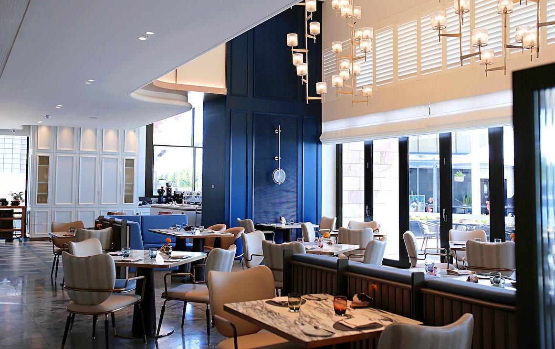 Ritz Carlton Perth, Hearth Restaurant