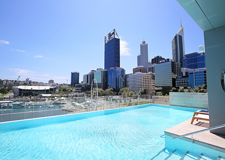 Holiday At Home At This Ritzy Hotel Overlooking Elizabeth Quay