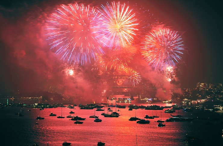 SYDNEY New Years Eve Parties