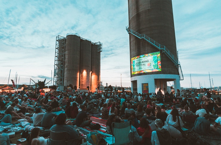 The Line-Up For Silo Park Cinema Is Here!