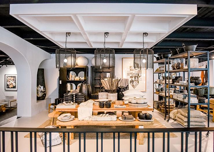 St Barts Homewares Next Door Espresso Cafe Burleigh Heads