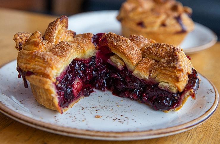 Sweeney Todd Pie Mary Street Bakery