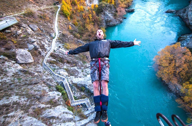 The Thrill-Seeker's Guide To New Zealand