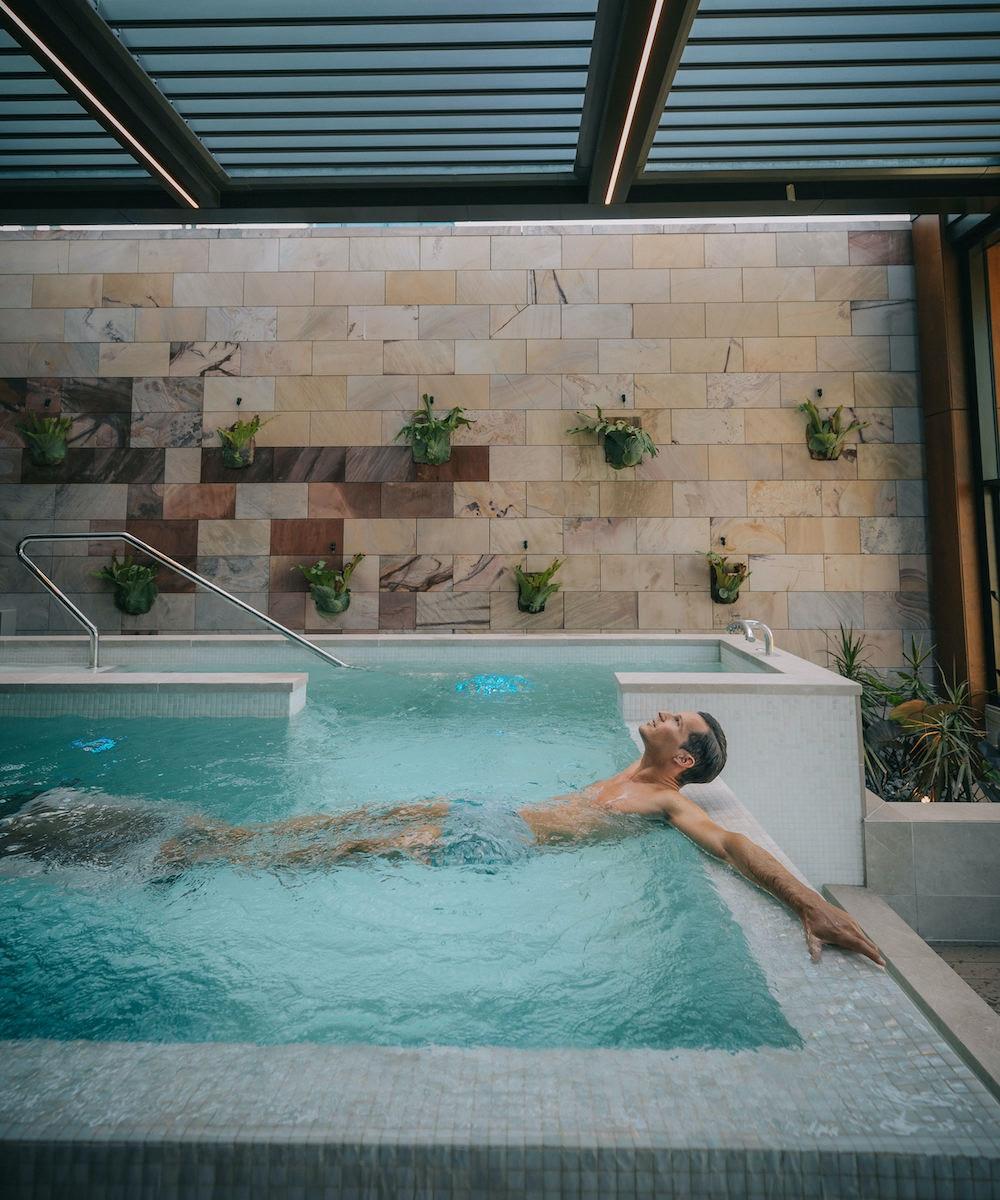 Ritz Carlton Spa Perth