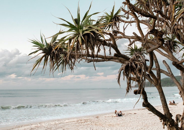 Main Beach, Byron Bay.