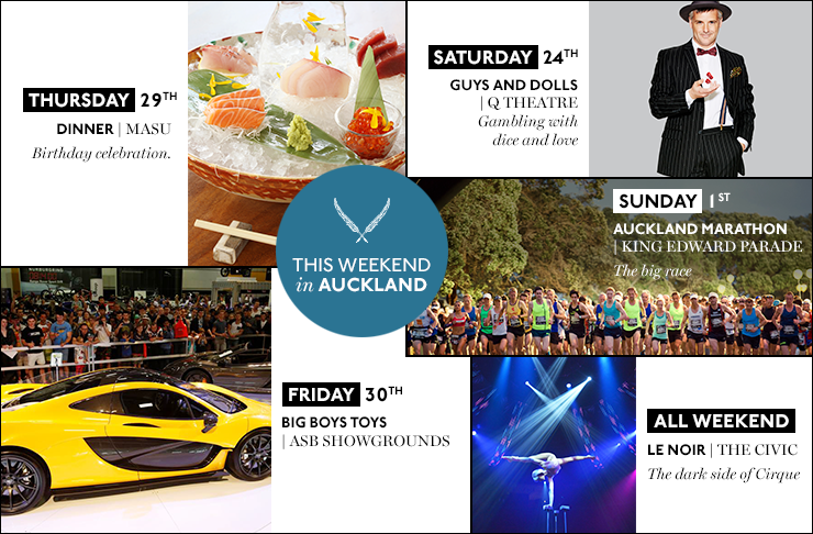 this weekend in auckland, things to do in auckland