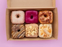 Load Up On Caramilk Doughnuts Thanks To This Delicious Delivery