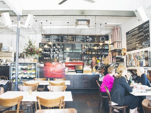 Vans Cafe Cottesloe Perth Coffee