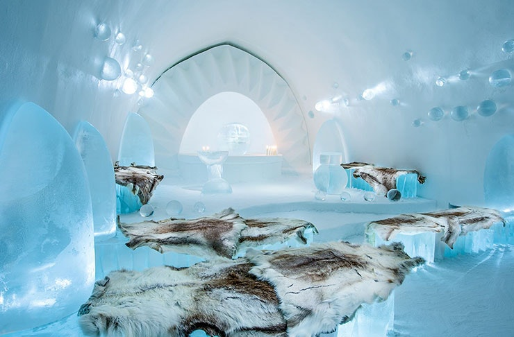 We Visited The Ice Hotel In Sweden And Here's What Happened