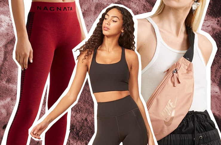 Activewear Labels Urban List