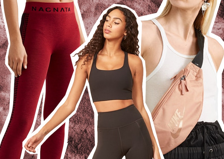 Shop The 12 Activewear Labels We're Eyeing This Month
