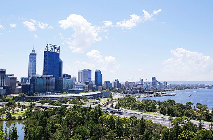 Zero Waste Map Perth