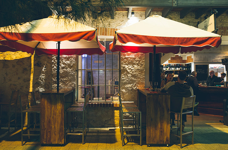 Fremantle's Best Bars Whisper Wine Bar