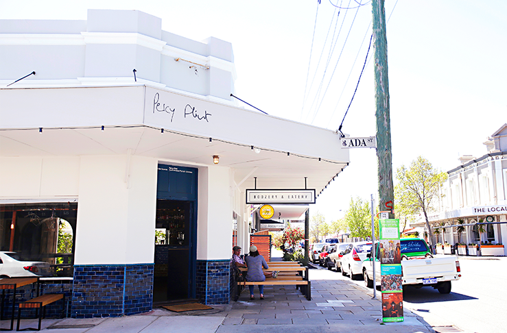 Fremantle's Best Bars Percy Flint