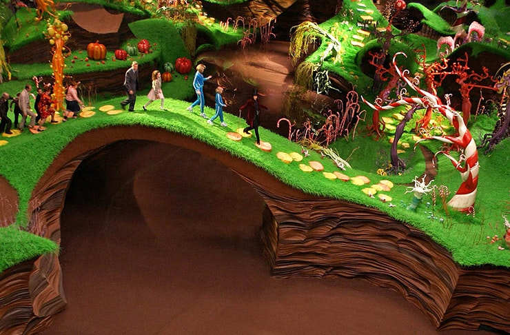 A Willy Wonka Pop-Up Is Coming To Auckland (With Singing and Dancing Oompa Loompas!)