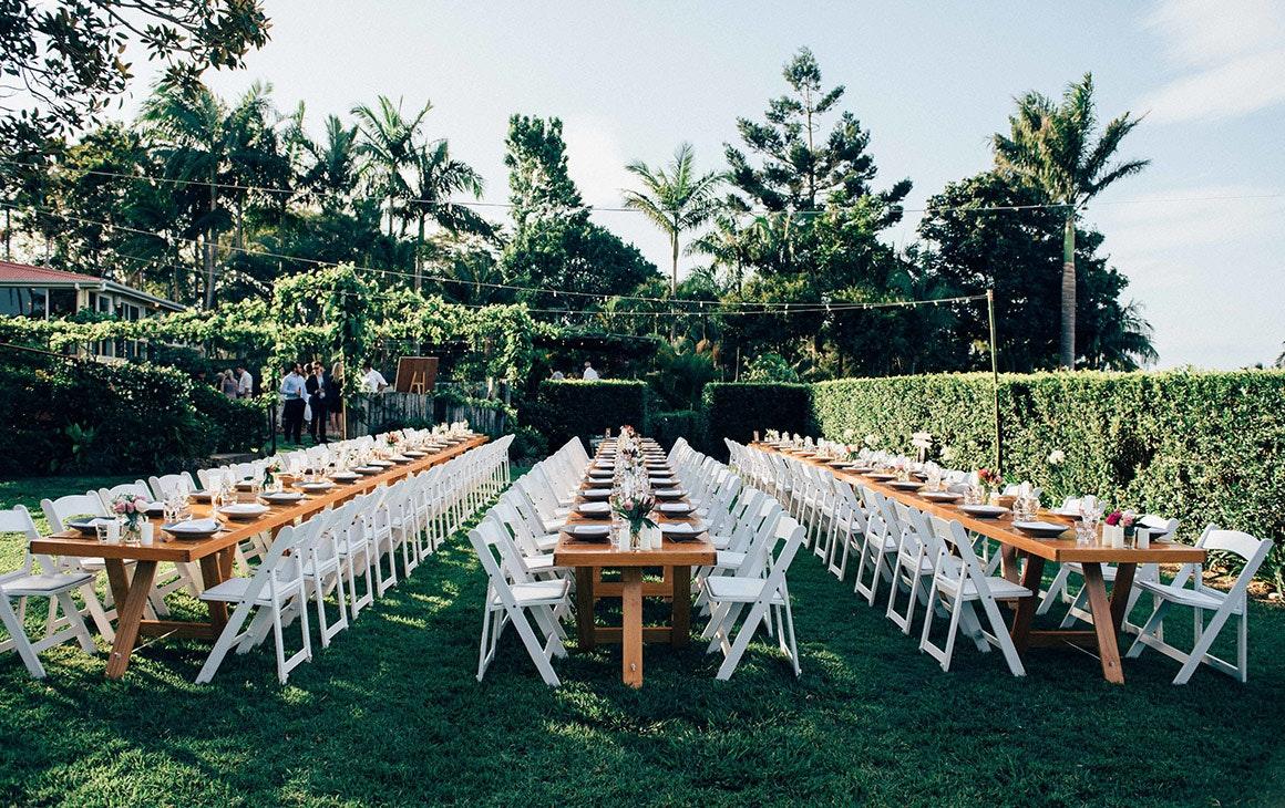 best weddings venues northern NSW