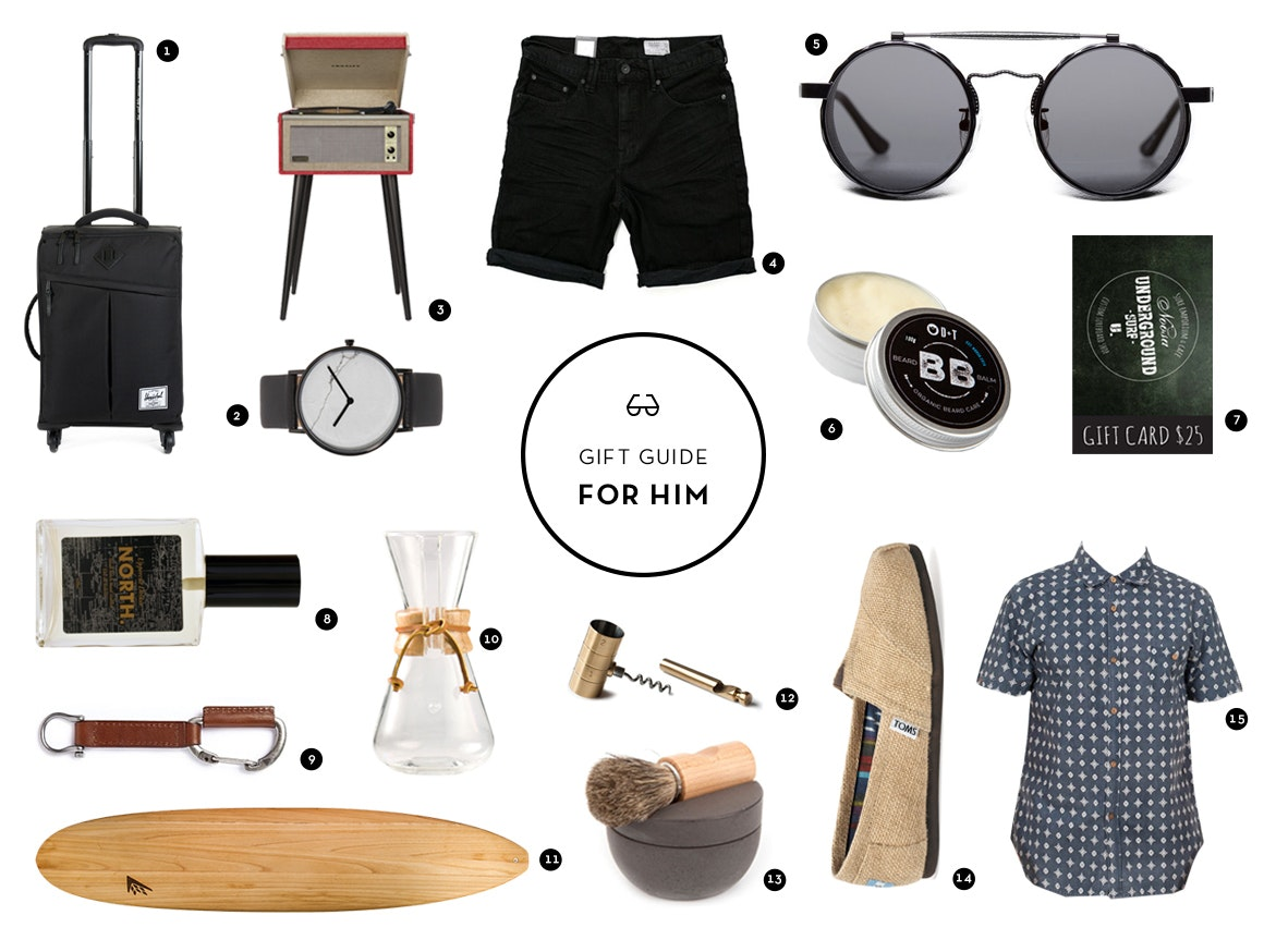 Sunshine Coast Gift Guide For Him