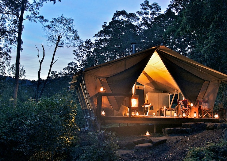 Live Your Best Life At Australia's Most Gram-Worthy Glamping Spots