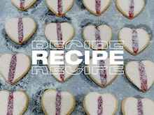 Sweeten Up Your Baking Game With Arnott's Iced VoVo Hearts Recipe