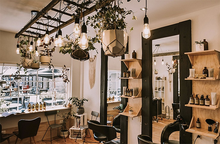 The salon of Arrowtown Hair
