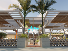 Initiate Vacay Mode, A Multi Million Dollar Palm Springs-Style Motel Is Opening In Rural NSW
