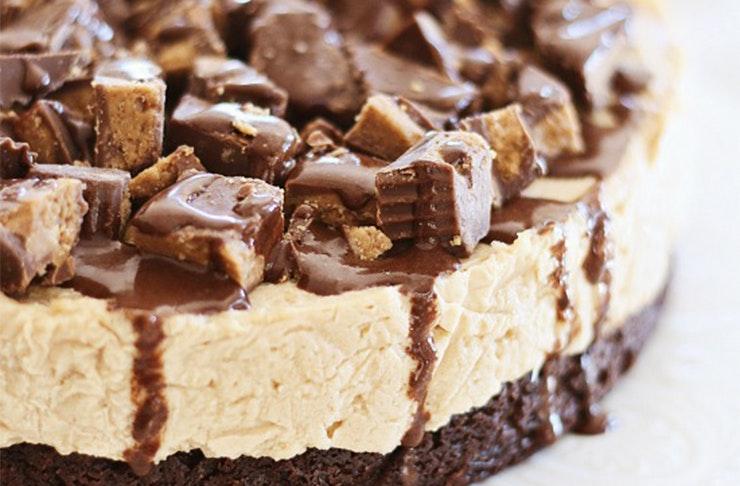 best peanut butter desserts in auckland, ice cream, dessert, cheesecake, pic's peanut butter, chocolate peanut butter