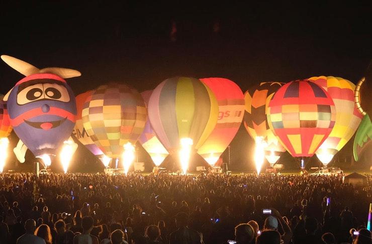 Hot Air Balloons Hamilton