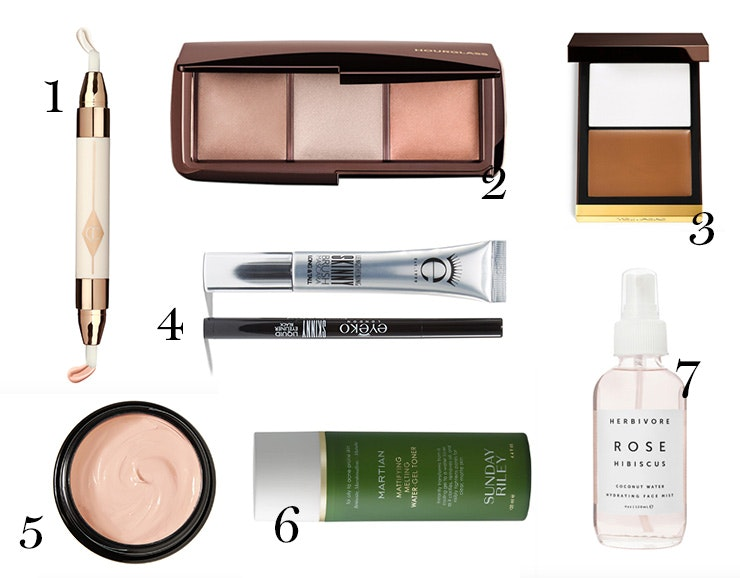 beauty must-haves 2017