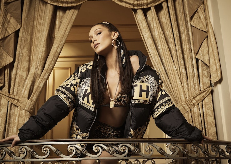 Kith Versace Collaboration Bella Hadid | Urban List