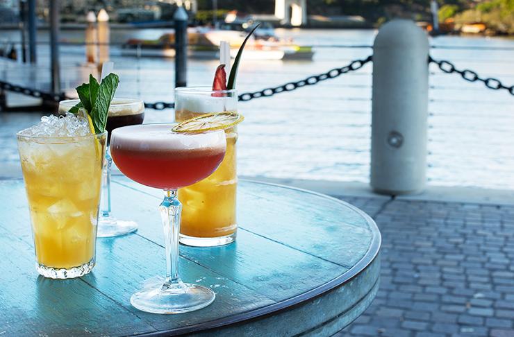 best bars Brisbane Riverbar & Kitchen, riverfire 2017